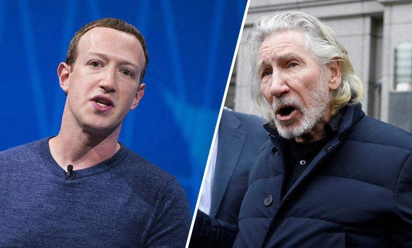Roger Waters odrzucił ofertę Facebooka