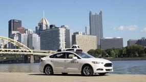 Problemy Ubera z autonomicznymi pojazdami