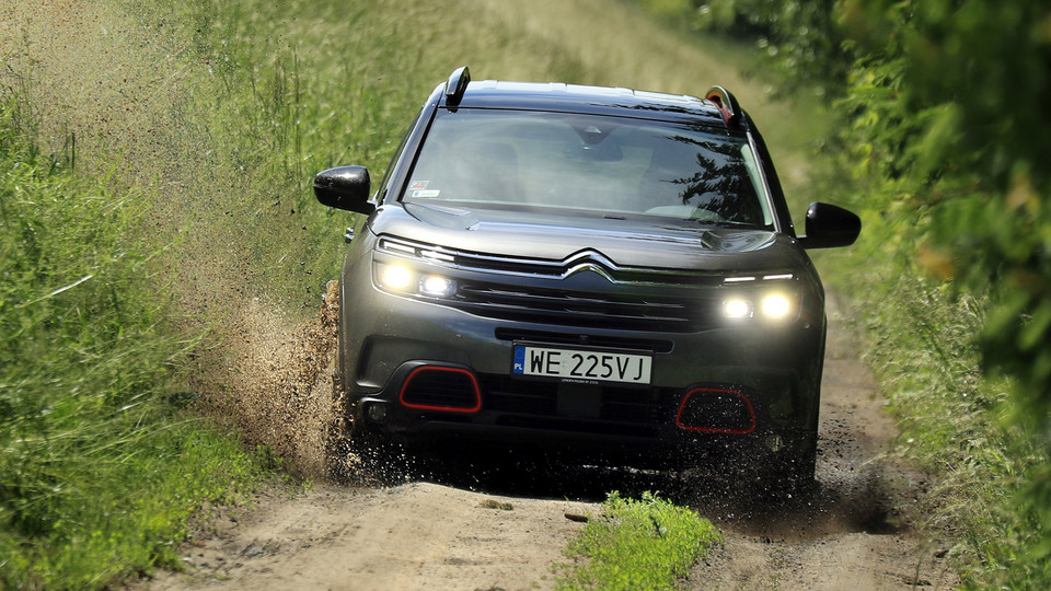 Citroën C5 Aircross BlueHDi 180 EAT8 Shine | Test