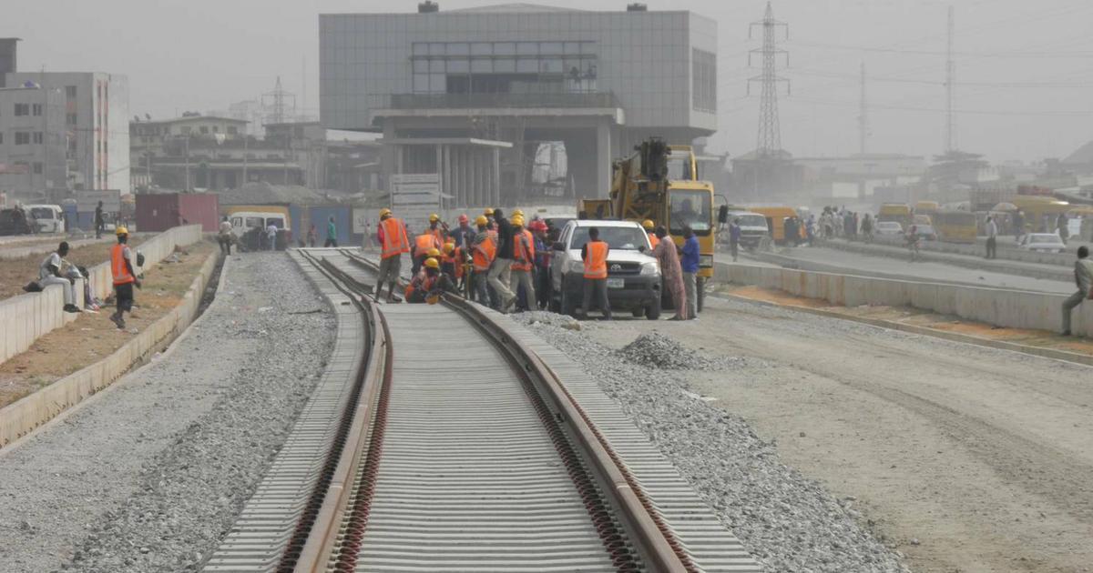 Lagos-Ibadan standard guage: LASTMA announces road closure at Mushin level crossing - Pulse Nigeria