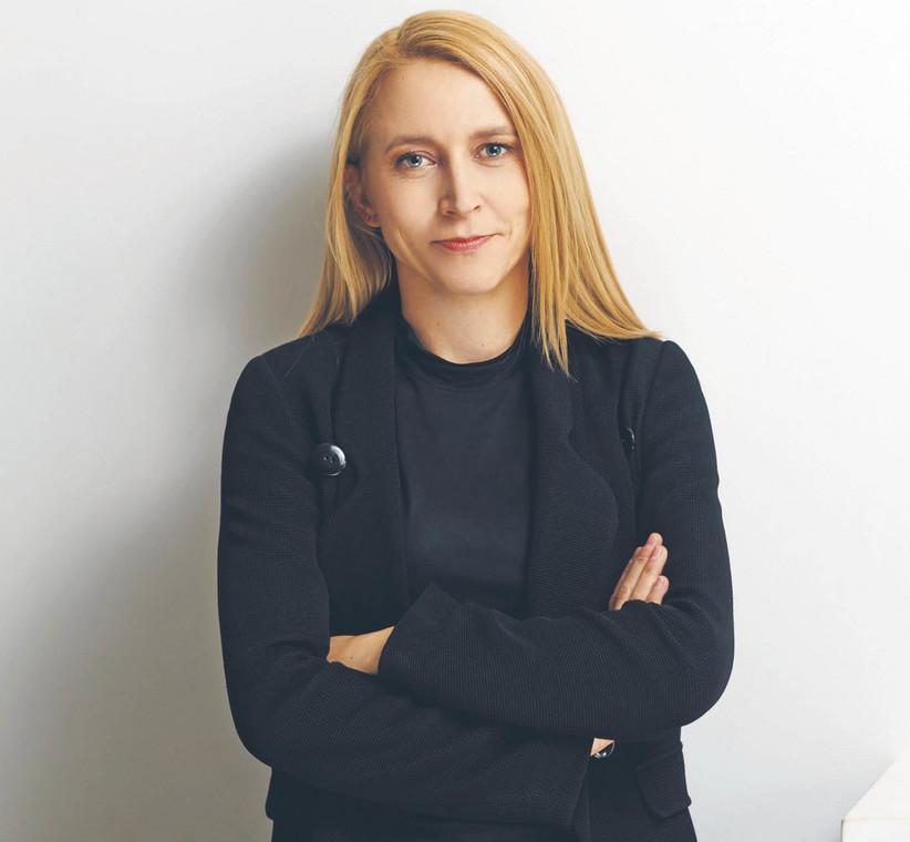 Olga Trocha, radca prawny  fot. Anika Nojszewska/materiały prasowe