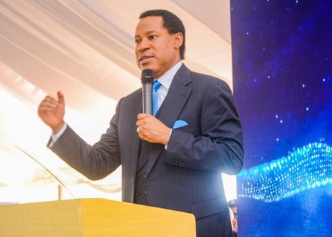 Pastor Chris Oyakhilome's has also expressed some theories on 5G technology in Nigeria. [Credit - BLW]