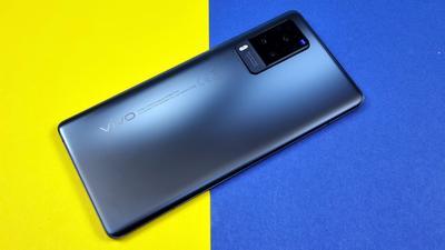 Vivo X60 Pro im Test: Super dünnes Smartphone mit Gimbal-Kamera von Zeiss