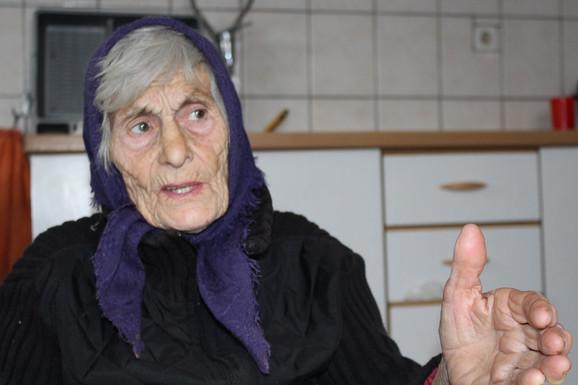 Marinova baka Stoja