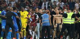 Szokujące sceny we Francji. Kibice zaatakowali piłkarzy! WIDEO