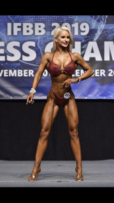 22-letnia Patrycja Słaby to mistrzyni świata w bikini fitness!