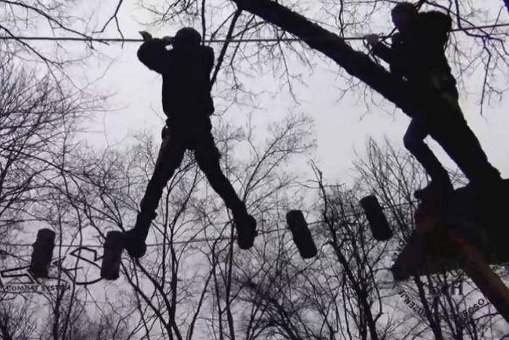 Askeri kamp Sarajevo islamisti