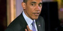Obama tłumaczy się ze szminki na...