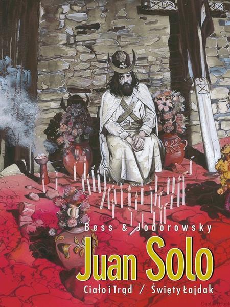 """Juan Solo, tom 2"" (okładka)"