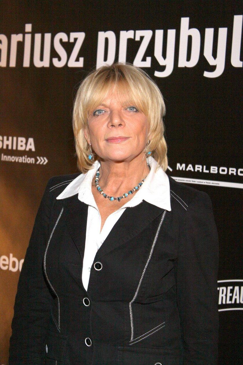 Dorota Stalińska w garsonce