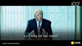 Donald Trump w teledysku rosyjskiego wokalisty