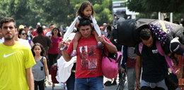Tysiące ludzi uciekają przed ubóstwem