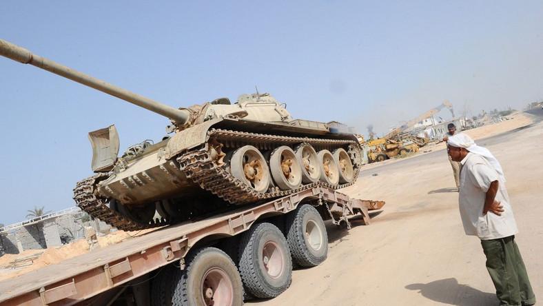 Libijski konwój wojskowy wjechał do Nigru