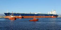 Ropa z Iranu dotarła do Gdańska