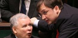 Prezent Kaczyńskiego dla Ziobry na 40. urodziny