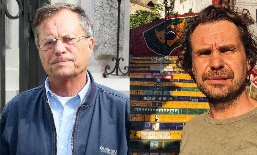 Stefan Friedmann i Wojciech Friedmann