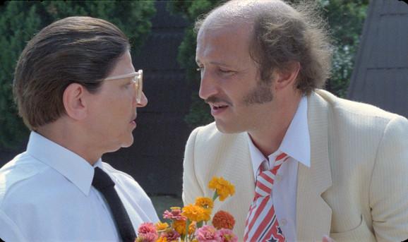 Mira Banjac i Pera Božović