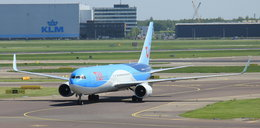 Awaryjne lądowanie polskiego samolotu w Amsterdamie
