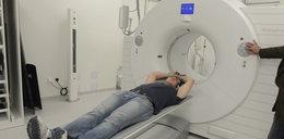 Tym nowoczesnym PETem będą walczyć z rakiem