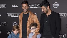 Ricky Martin pokazał zdjęcie z synami. Świętuje z nimi miesiąc gejowskiej dumy