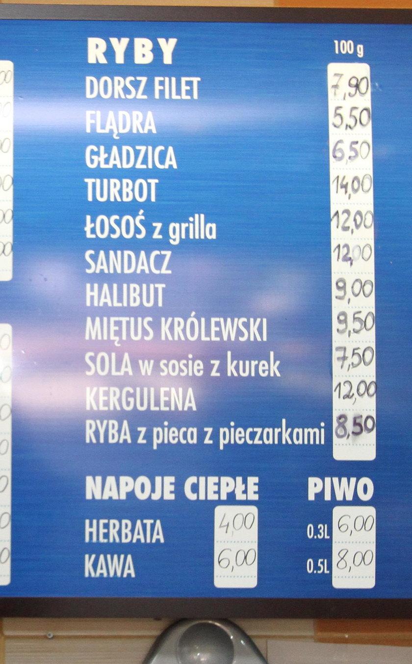W nadmorskich smażalniach coraz mniej polskich ryb!