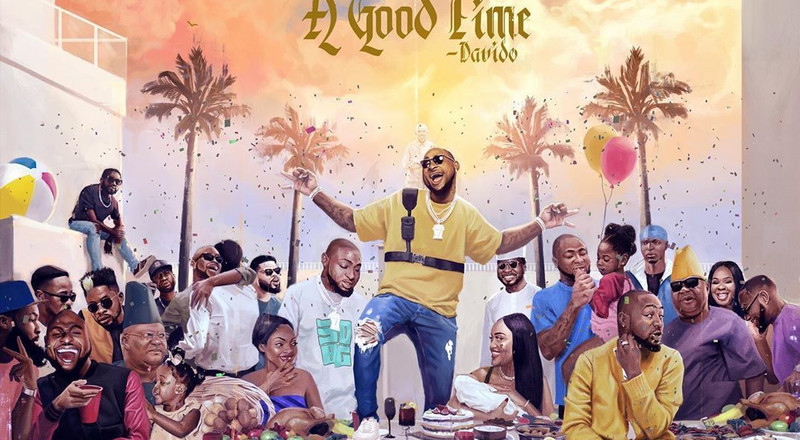 Davido releases sophomore album, 'A Good Time'