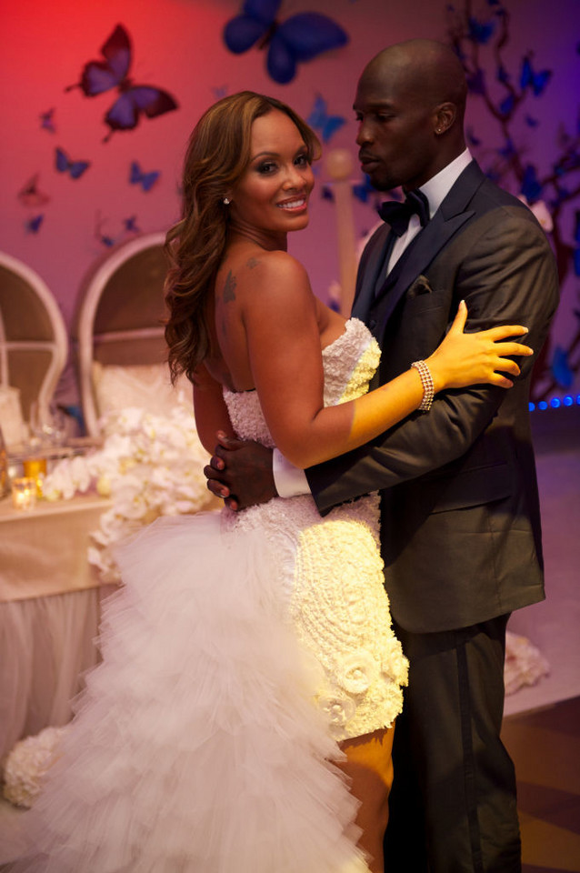 Chad Johnson i Evelyn Lozada