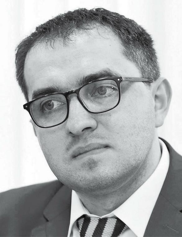 Dr Andrzej Pogłódek, konstytucjonalista z Wydziału Prawa i Administracji UKSW