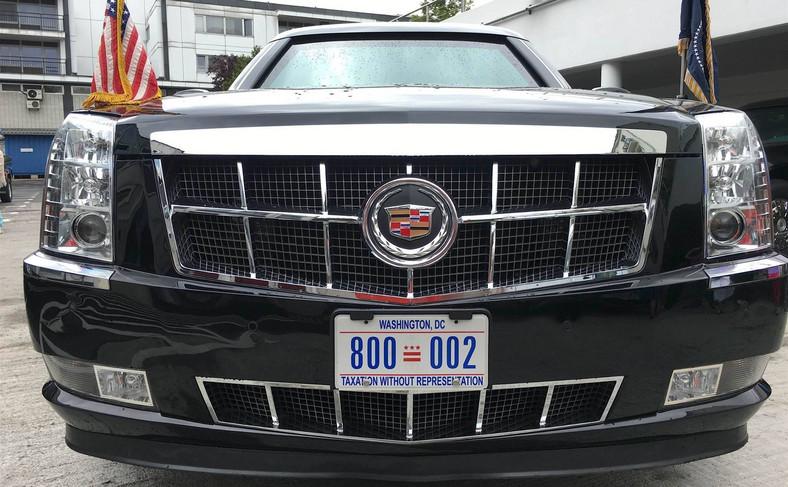 Cadillac One, czyli Bestia