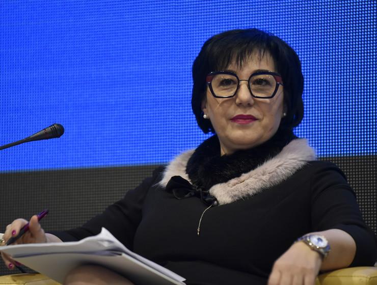 Dragana Marković, direktorka Poreske uprave