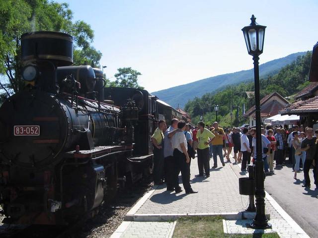 Stanica u Mokroj Gori po visini prihoda je u rangu niške železničke stanice