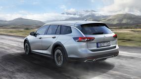 IAA Frankfurt 2017: offroadowy Opel Insignia Country Tourer