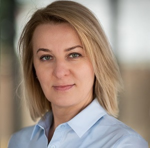 Joanna Dobies, kierownik ds. polityki personalnej w Nationale-Nederlanden