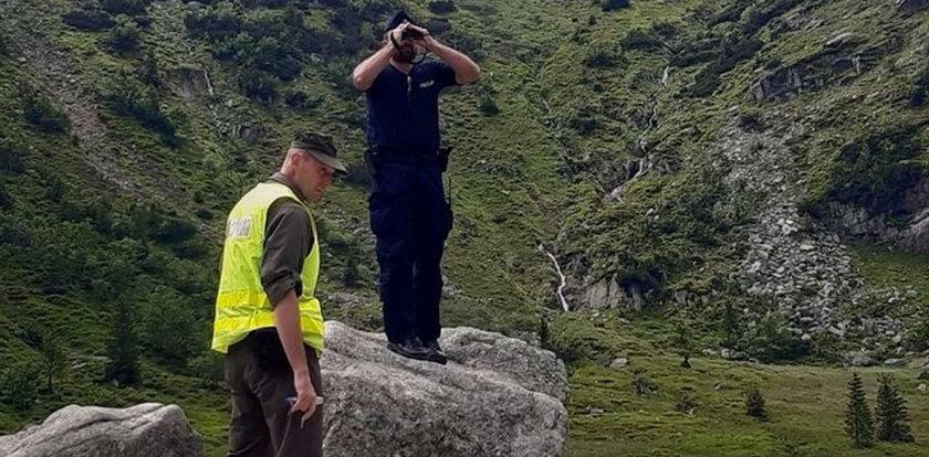15-latek zgubił się w górach. Nie mógł znaleźć rodziców