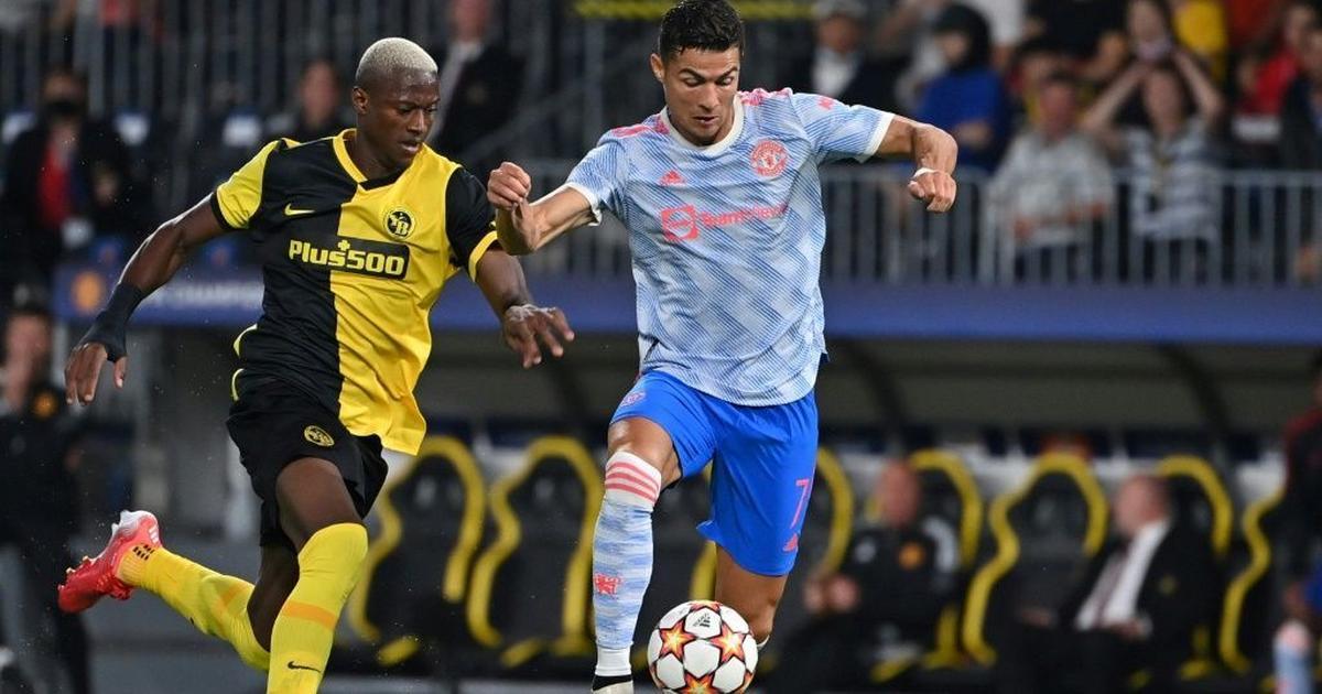 Man Utd learn that Ronaldo's goals alone won't suffice in Champions League
