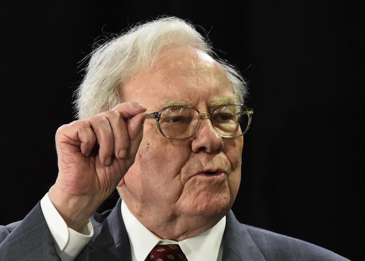 Warren Buffett 03 foto EPA Larry W Smith