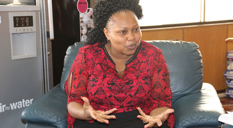 We were told how to vote on Kindiki's ouster- Millicent Omanga says