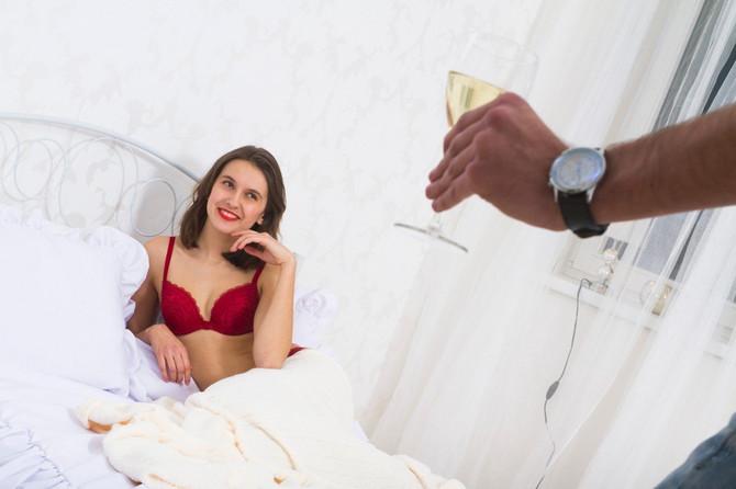 Pričajte sa svojim muškarcima, recite im šta želite