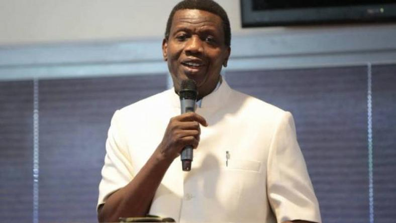 Image result for pastor adeboye