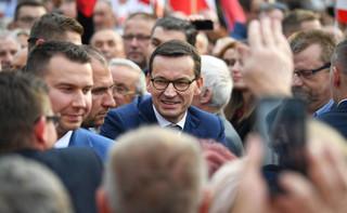 Morawiecki: PKL wracają do państwa polskiego. To diament narodowy