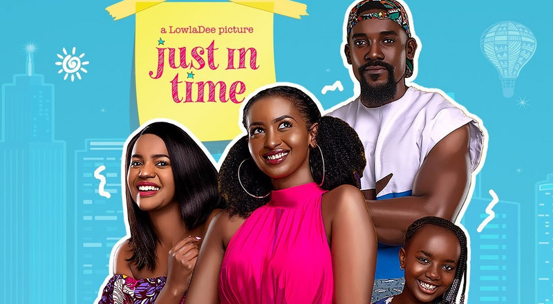 Here's the official trailer for Lowladee's 'Just In Time' coming to Netflix this March