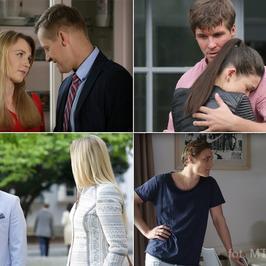 """""""M jak Miłość"""": uwaga, nadchodzą kłopoty… Co zobaczymy w kolejnych odcinkach?"""