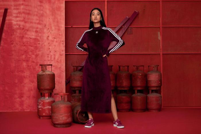 adidas adicolor kolekcja jesień zima 2018 nowe kolory Noizz