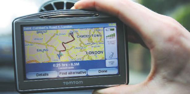 Polacy używają najczęściej map TomToma i AutoMapy