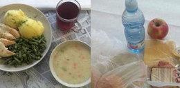 To policjanci jedli na ŚDM. Zdjęcia