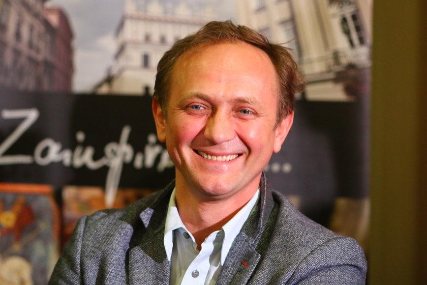 Andrzej Chyra dostał nową rolę