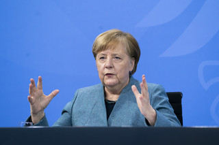 Kanclerz Niemiec Angela Merkel potępiła skazanie Aleksieja Nawalnego