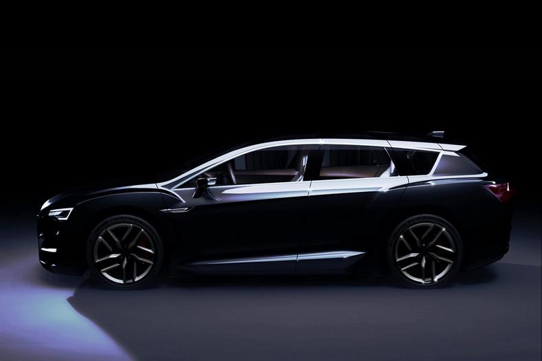 Subaru advanced concept tourer