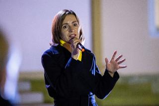 Wybory prezydenckie w Mołdawii: Sandu wyprzedziła Dodona