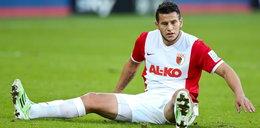 Piłkarz Augsburga bił się w klubie nocnym